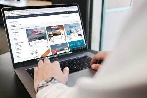 Spezialseiten – Website-Besucher länger halten